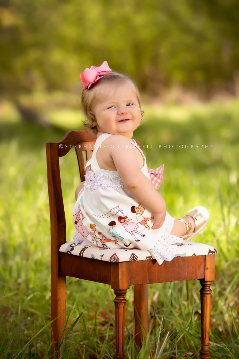 bethany harris one year first birthday manila arkansas chair southeast missouri photographer stephanie greenwell