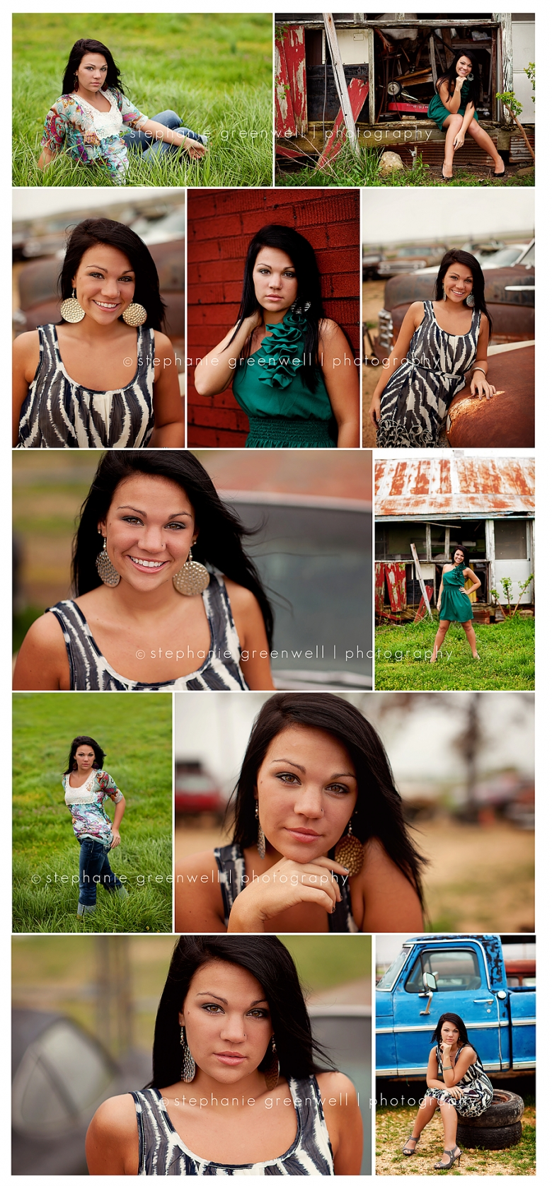 Senior Pictures Photography Dyersburg Tennessee Stephanie Greenwell