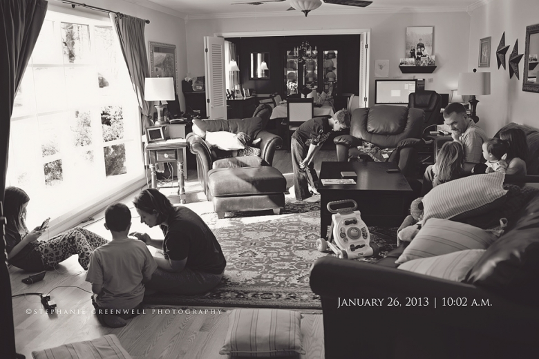 family time cousins kindles early morning stephanie greenwell photography
