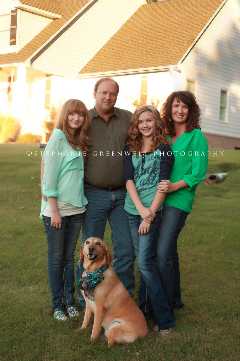 shannon williams piggott arkansas family dog house southeast missouri photography stephanie greenwell